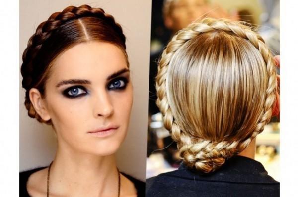 Peinados trenzas de todo tipo - Peinados actuales de moda ...