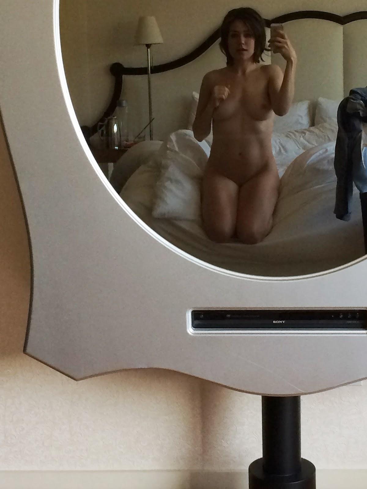 صور مسربة لميغان بون وهي عارية