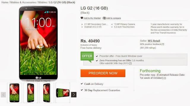 LG G2 16GB