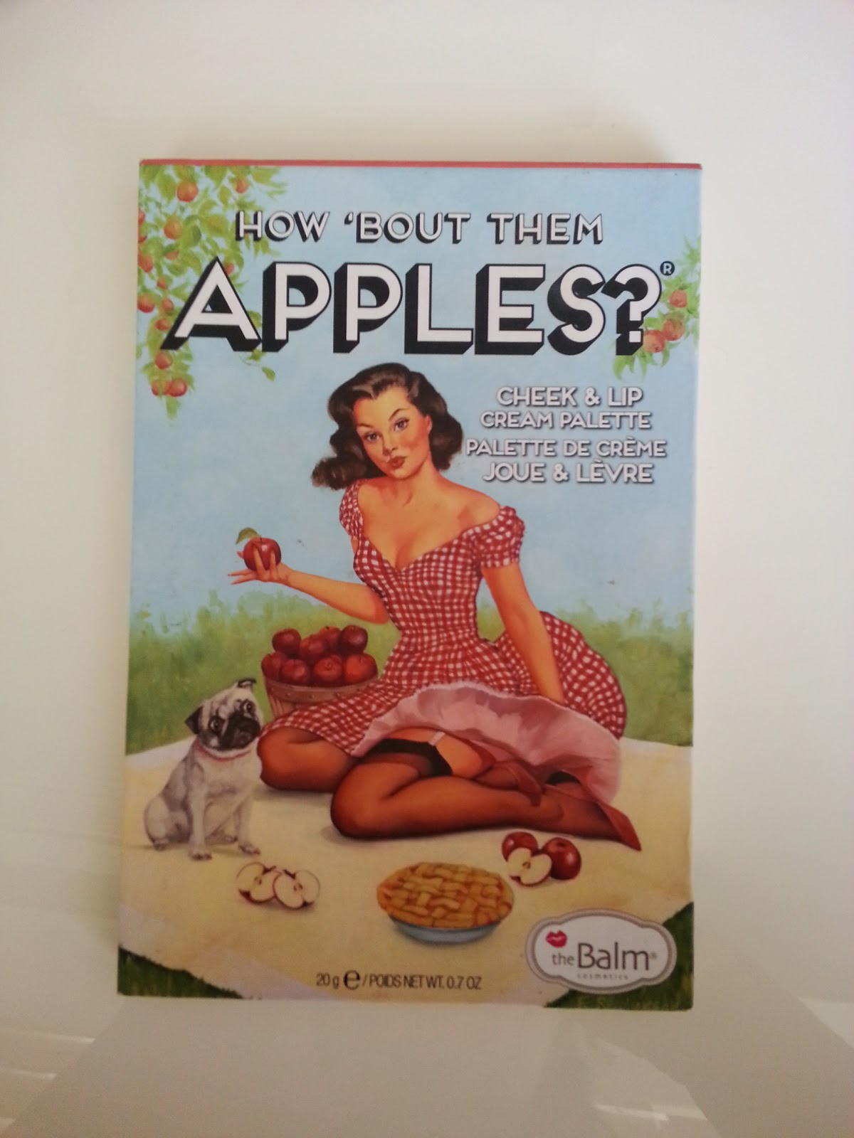 The Balm Apples Palet