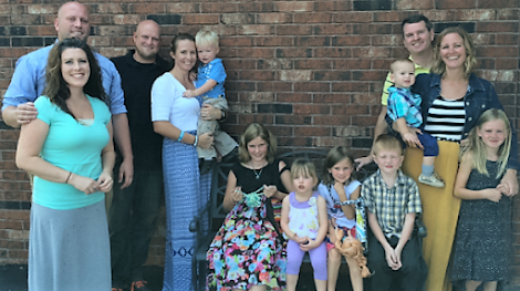 Family - God's graciousness extended