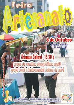 Feira de Artesanato na Praça da Portela