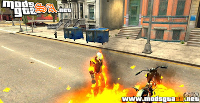 IV - Mod Ghost Rider