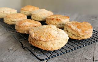 Sweet Irish Soda Bread Biscuits