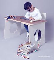 mobiliari per nens de sohier design design Bertrand Sohier