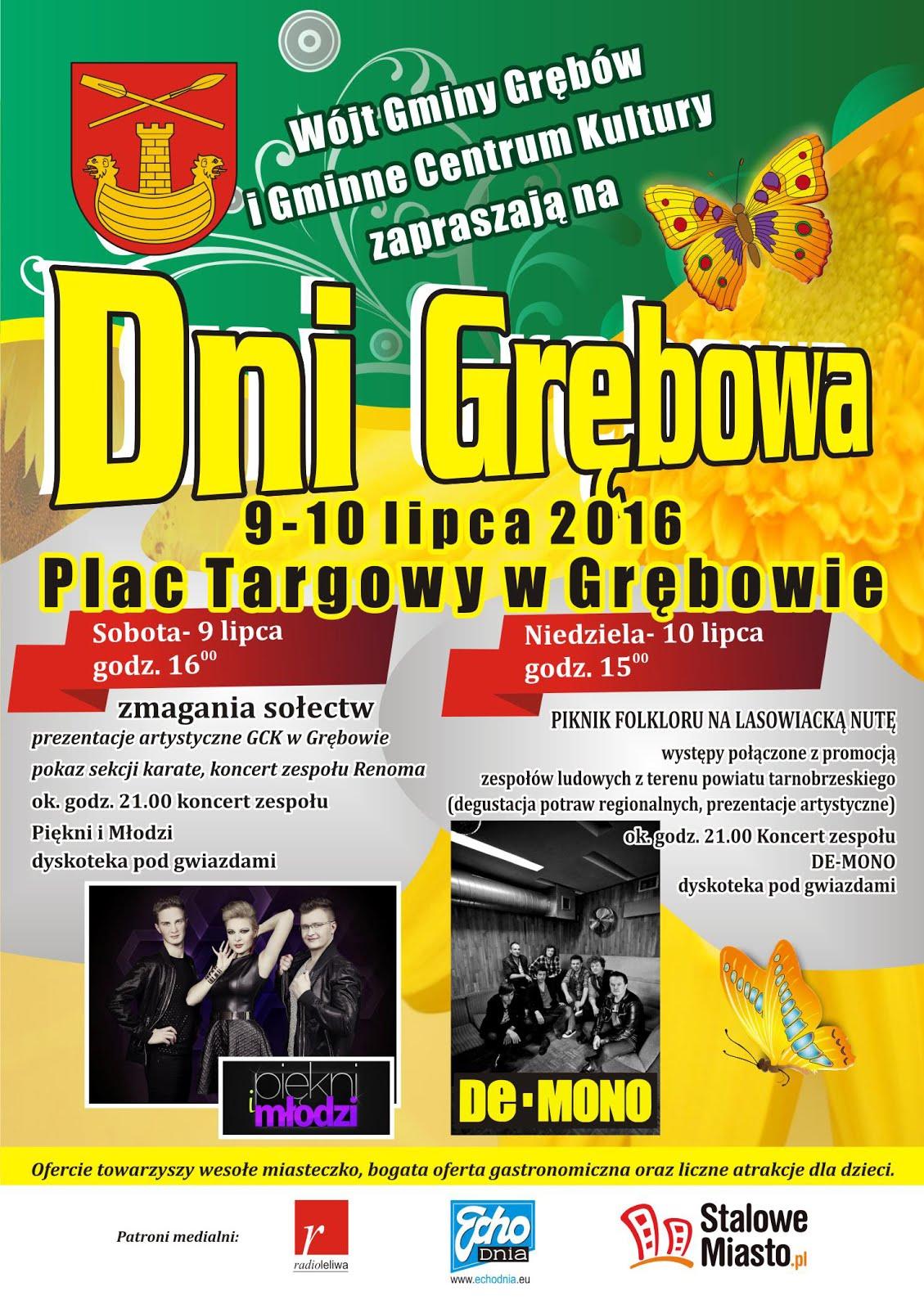 Dni Grębowa 2016