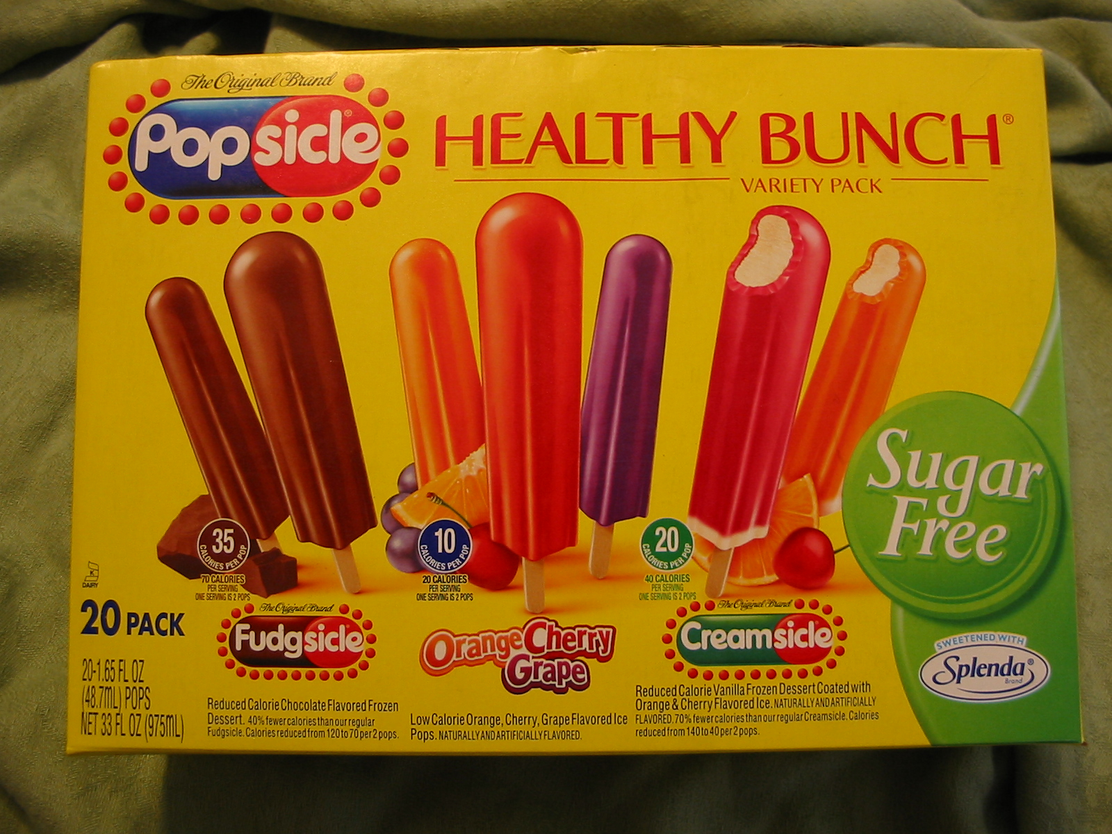 The Popsicle Was Invented By An 11 Year Old
