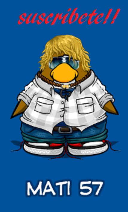 Mi pinguino!