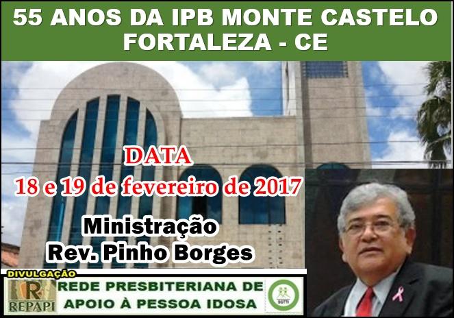 18 E 19.02.2016 - IPB MONTE CASTELO