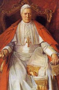 San Pío X, Papa.