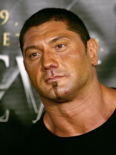 The Animal WWE Evolution Drax Bautista