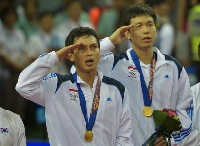 Emas Kedua Indonesia