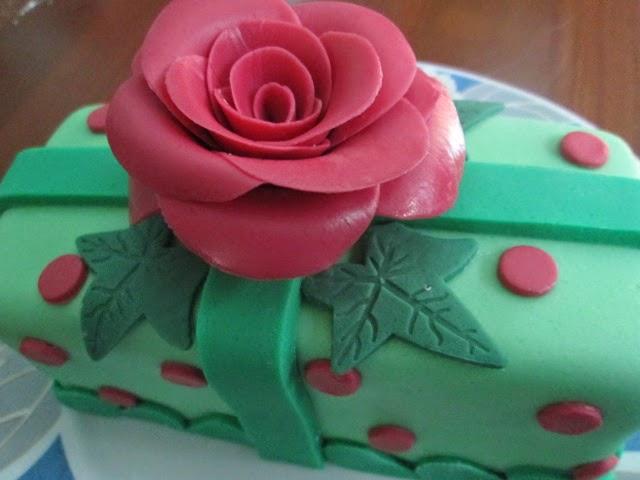 resepi fondant,resepi kek simple,fondant cake
