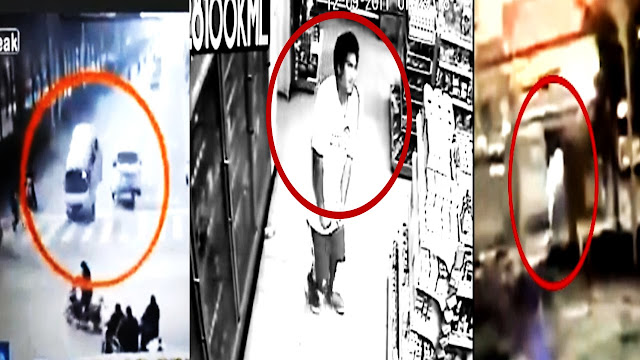 6 Unexplained Videos Caught on tape 2016