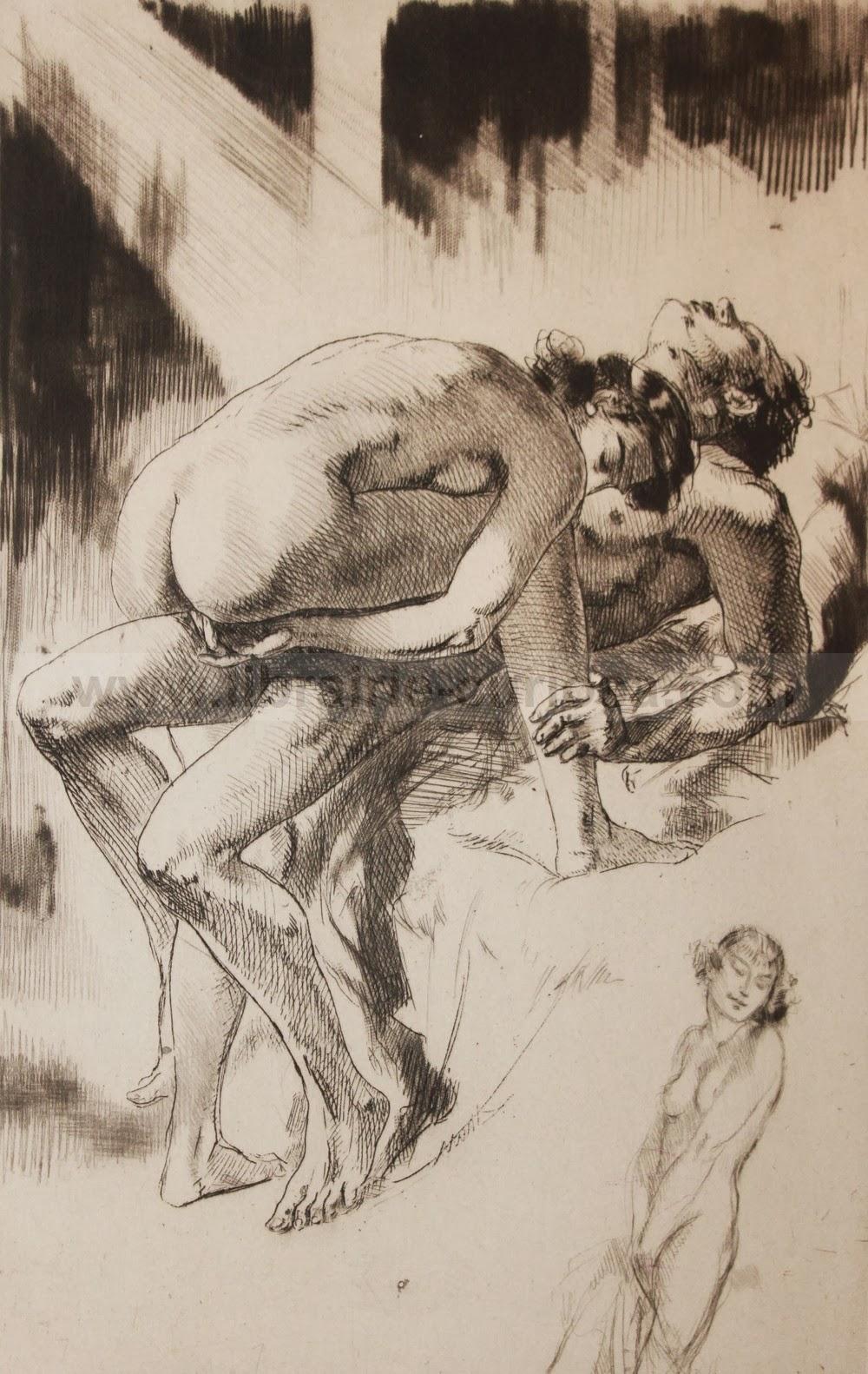 Старинные секс рисунки 24 фотография
