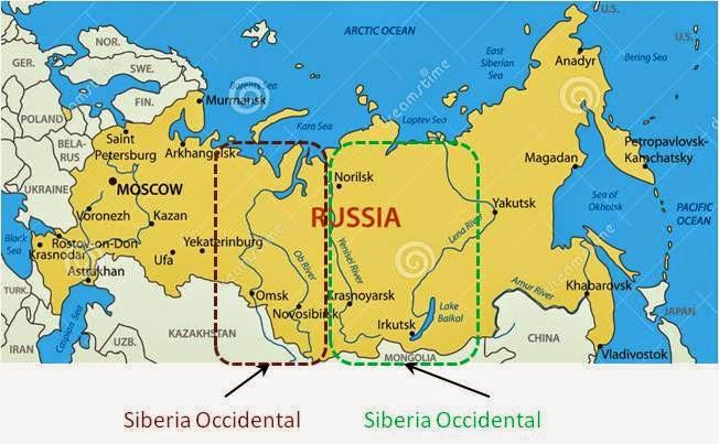 todo sobre siberia donde est siberia y otros factos