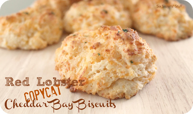 Red Lobster Cheddar Bay Biscuits Copycat | Six Sisters' Stuff