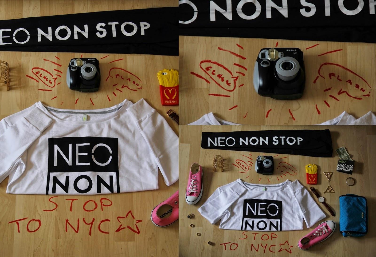 neononstop new york fashion show