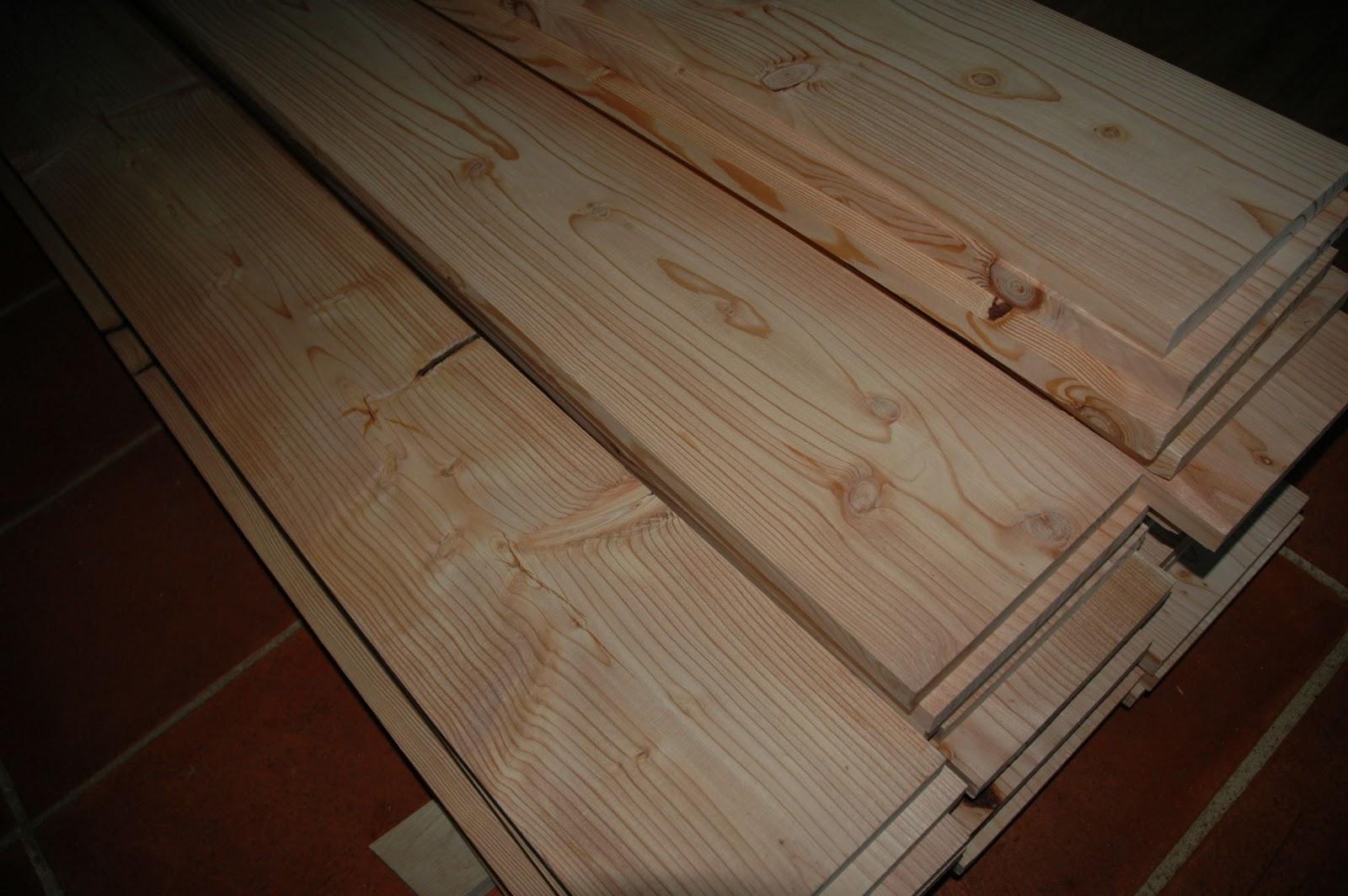 La maison d 39 apr s f vrier 2013 for Lambris bois plafond salle de bain