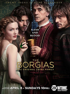 The Borgias Season 2 Poster Download The Borgias   1ª, 2ª e 3ª Temporada RMVB Legendado