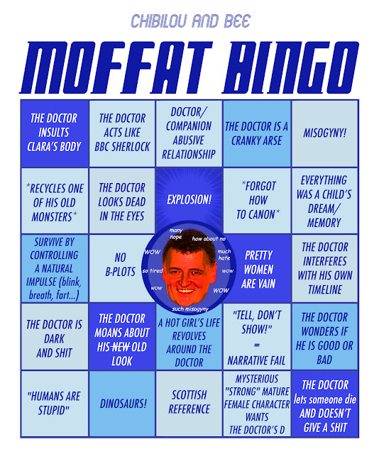 La ruleta de Moffat LOL