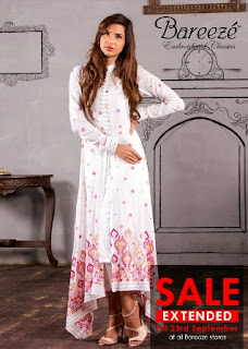 Bareeze Eid Fall Collection 2013-14