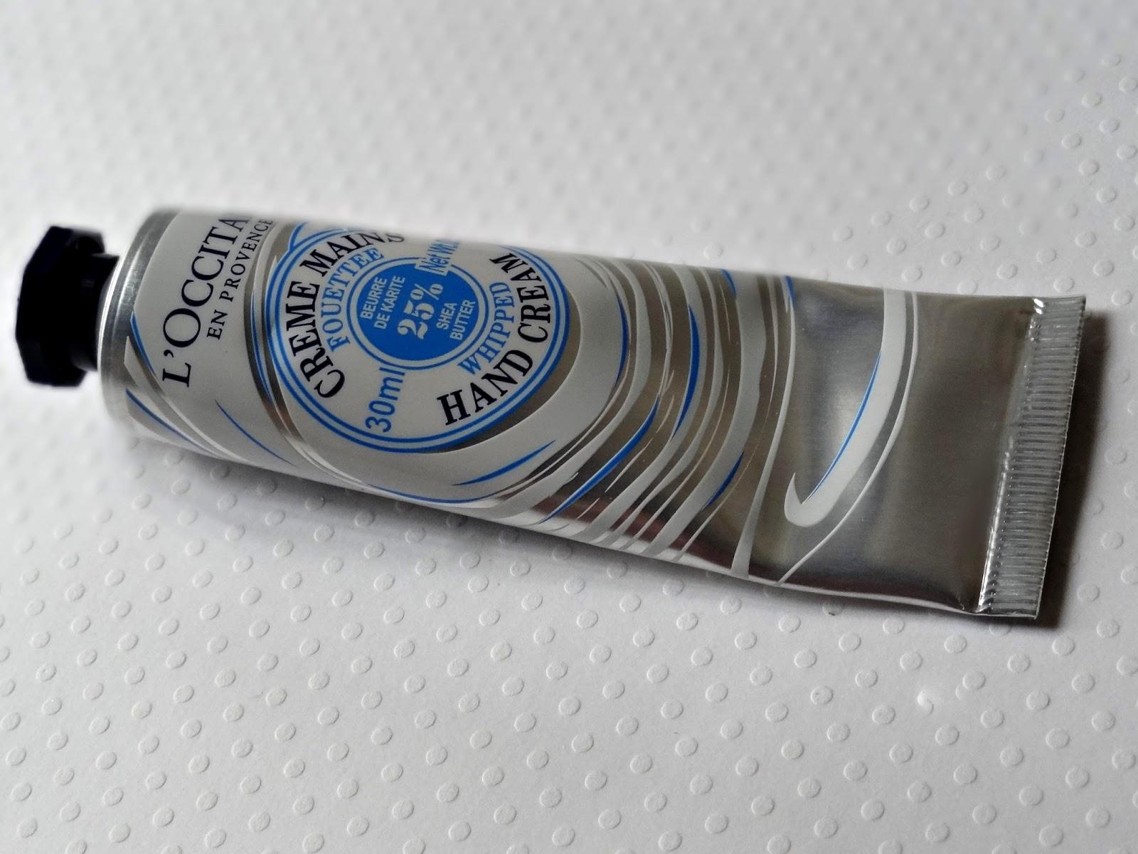 L'Occitane Shea Whipped Hand Cream