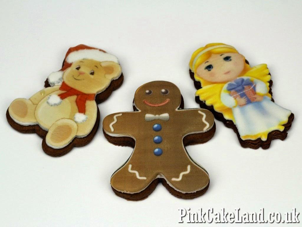 Christmas Gingerbreads, London