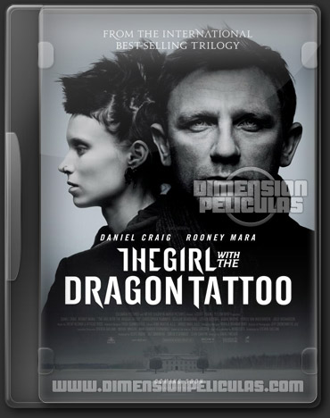 The Girl With The Dragon Tatto (DVDScreener Inglés Subtitulado)