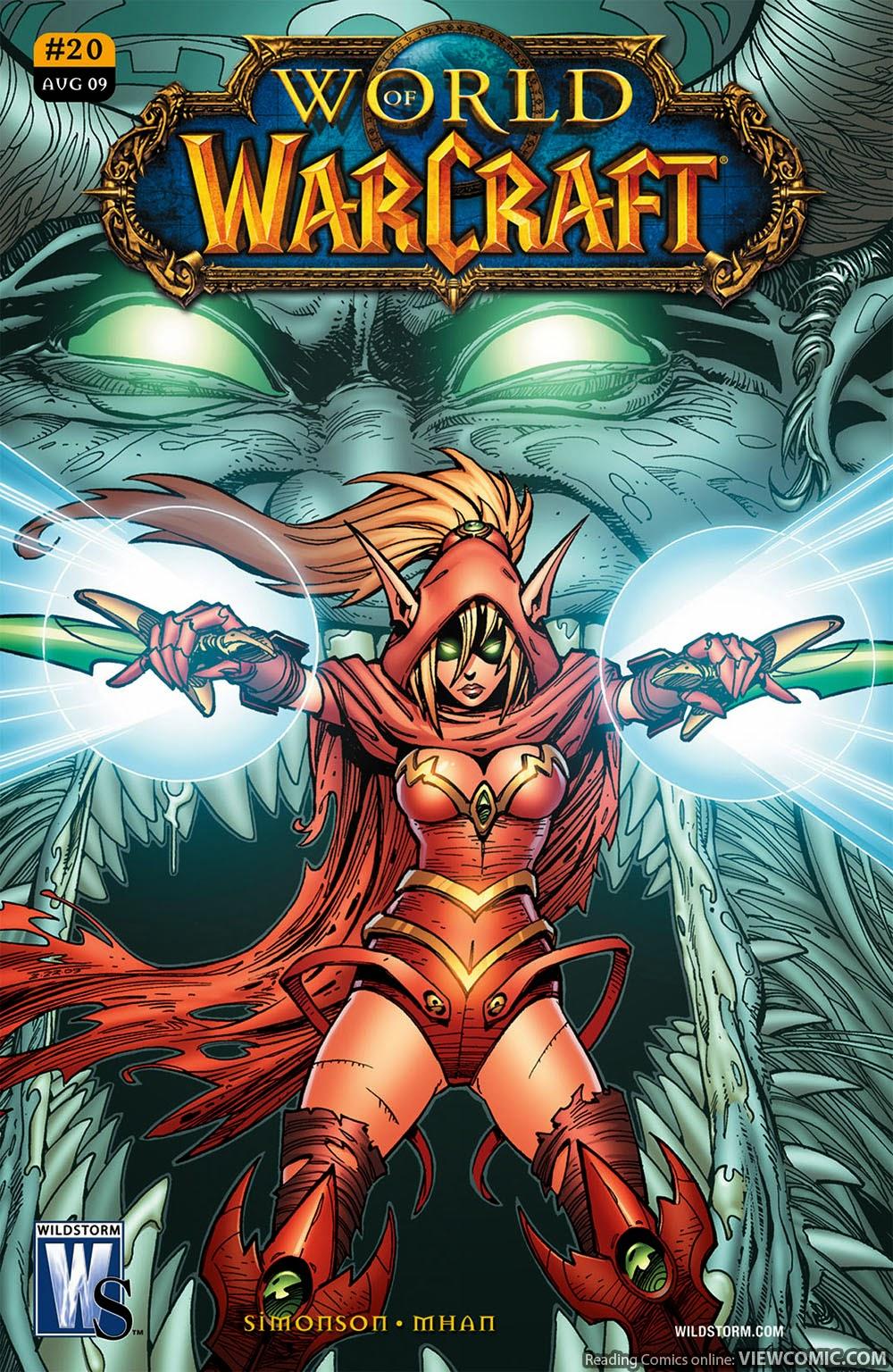 erotic world of warcraft comics