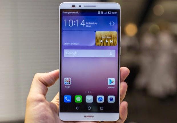 Huawei P8, Spesifikasi dan Harga HP Pesaing Berat Samsung Galaxy S5 dan Sony Xperia Z3