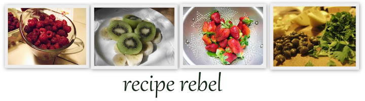 recipe rebel