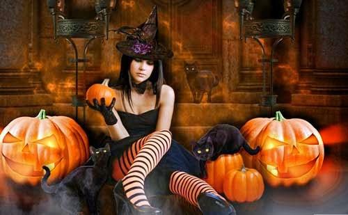 ¿ Por que celebramos Halloween ?