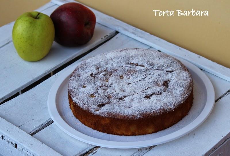 torta barbara per the recipe-tionist di settembre