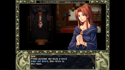 Ys I and II Chronicles PC Games Screenshots