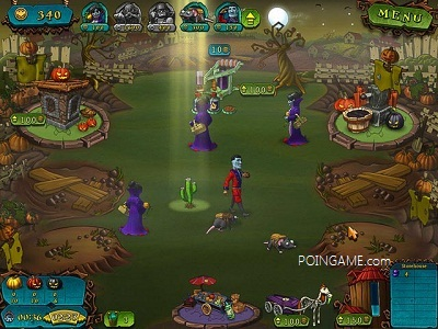 Vampires vs Zombies Full