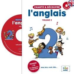 Chante et découvre l'anglais vol. 2