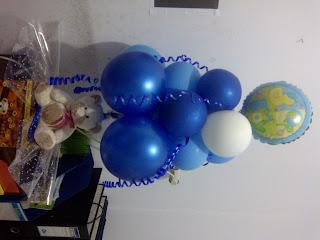 buket balon