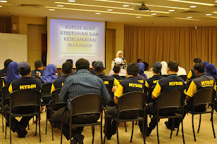 In-House Training Mydin Berhad