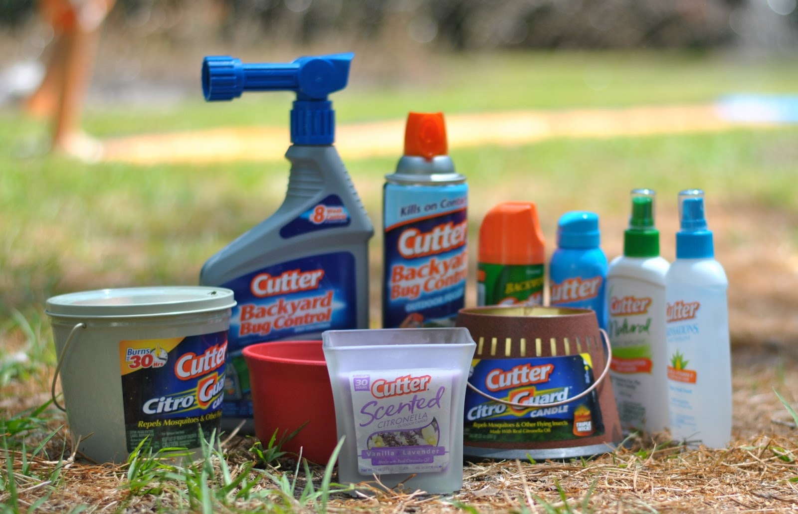 life with 4 boys battle bugs this summer with cutter repellents
