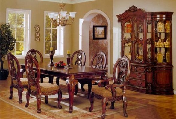 Stunning Formal Dining Room Sets 588 x 399 · 50 kB · jpeg