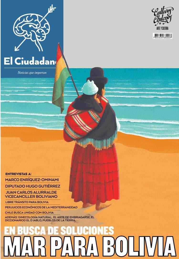 MAR-BOLIVIA-periódico-el-ciudadano-de-Chile-sobre-salida-al-mar-cochabandido