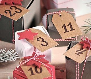 calendario de adviento diy, tutorial calendario de adviento, dónde comprar calendarios de adviento, selfpackaging, self packaging, selfpacking