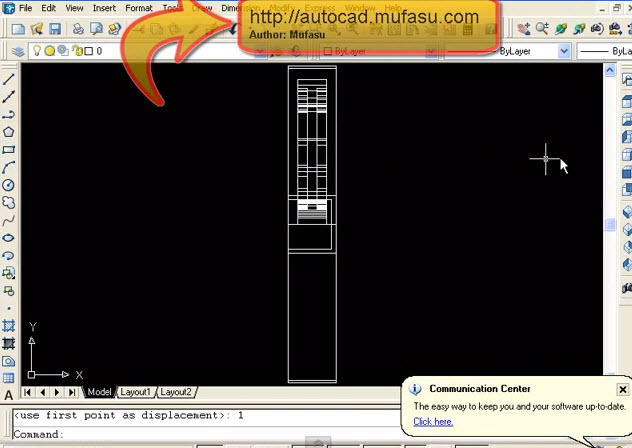 how to draw 3d using autocad 2014