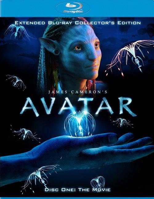 Avatar EXTENDED CUT (2009) m720p BDRip 4.6GB mkv Dual Audio AC3 5.1 ch