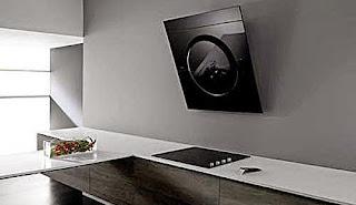 Cocina piano de diseño