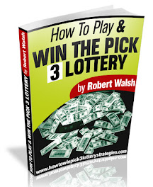 Winning Pick 3 Lottery System!