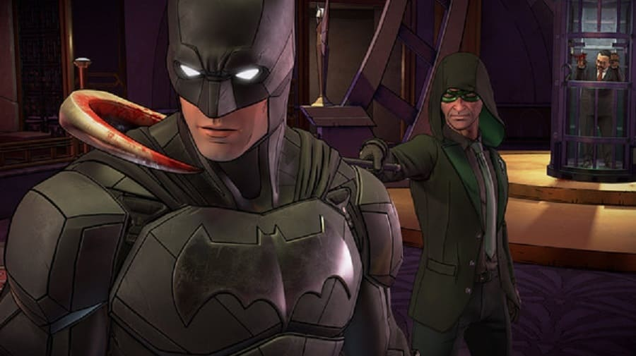 Batman - The Enemy Within - The Telltale Series 2017 Jogo  completo Torrent