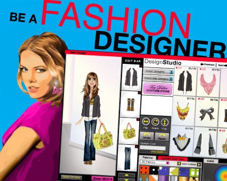 Игры моден дизайнер