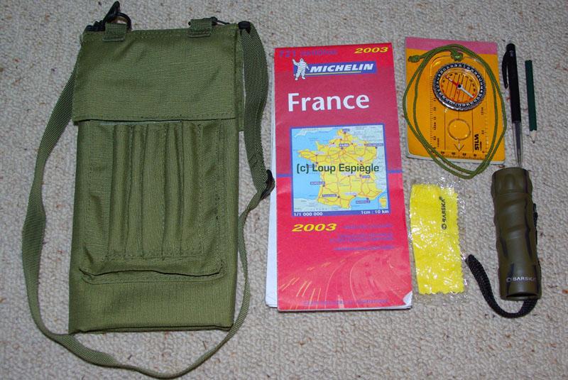 Full spectrum preparedness sac d 39 vacuation bug out bag - Sac d evacuation ...